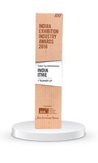 Awards - India's Top B2B Exhibition 2018