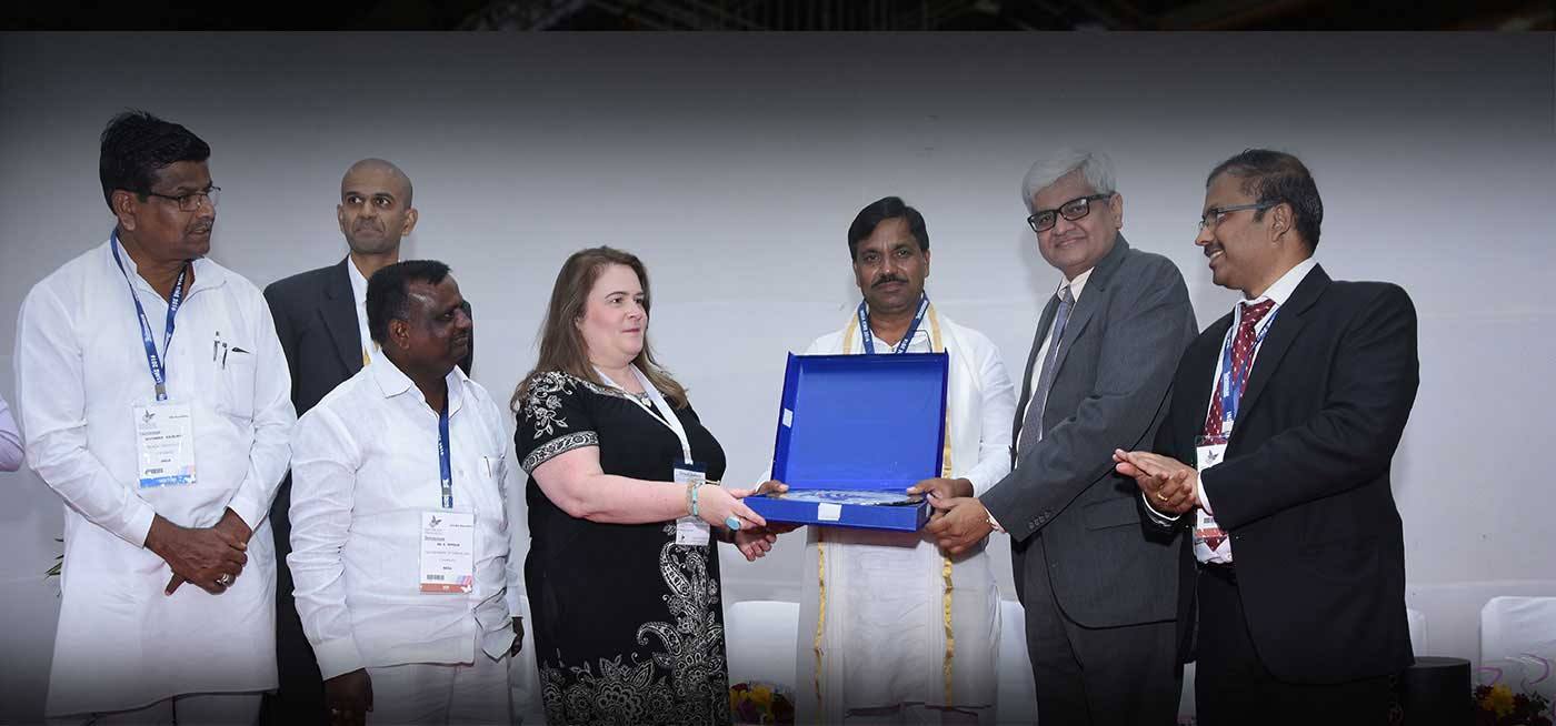 GOVERNEMENT OFFICIALS AT INDIA ITME